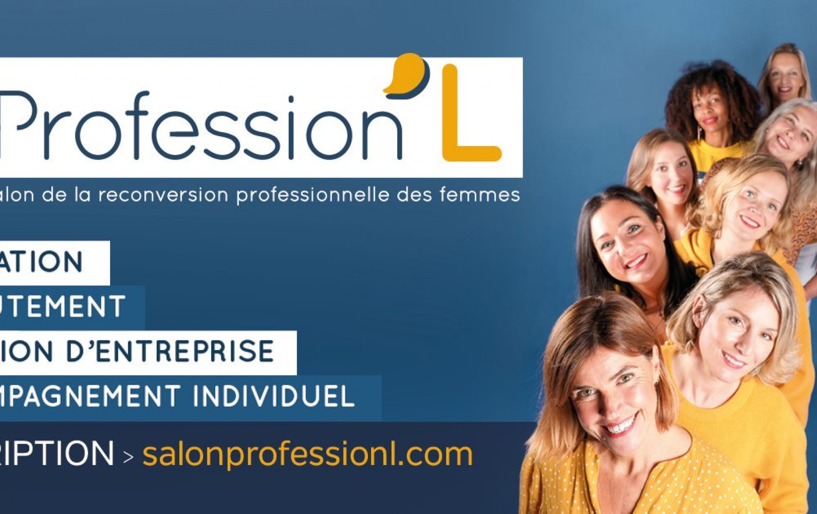 Salon Virtuel Profession'L - Devenir Secrétaire Indépendante